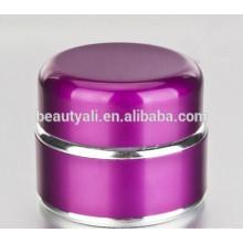 7g 15g 20g 30g 50g Empaquetado cosmético Tarro de crema de aluminio