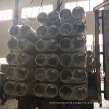 Tubo redondo de liga de alumínio de série 5