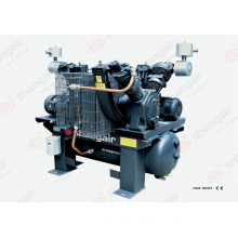 Vw Oil-Free Double-Engine Air Compressor