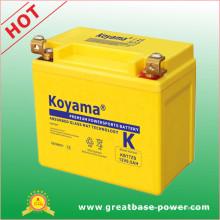 Koyama Motorrad Batterie 6.5ah 12V