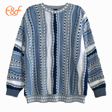 Jacquard Stylish Cotton Couture Jumpers Sweater