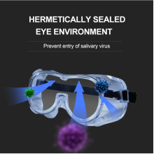 disposable medical safety glasses goggles for hospital