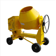 Concrete cement mixer with drum