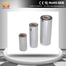 12-микронное нано-покрытие металлизированная ПЭТ-пленка для досуга нетканого полотна