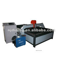 plasma cutting machine for cutting thinner sheet DL-1530