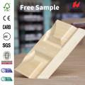 JHK-014 Natürliche Padouk Unterschiedliche Größe Schul-Herstellung Ungewöhnliche Holz-Furnier Geformte Tür Skin