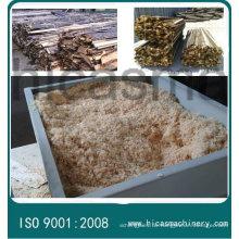 Hc145 Komprimierte Holzpalette Blockmaschine Presse Holz Palettenblöcke