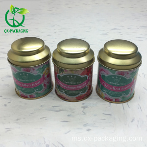 Custom packed slimming tea packing box