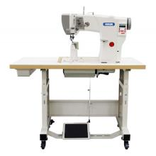 Single needle Automatic Thread Trimming Automatic Back-tacking Fully Automatic Post Bed Sewing Machine