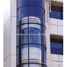 Круглый панорамный / наблюдательный лифт
