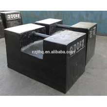 Kingtype cast iron test weights for calibration---1000kg