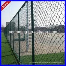 60x60 Cadena de enlace de malla de alambre de cerca