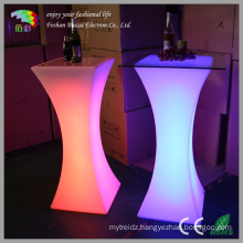 LED Glowing Bar Table