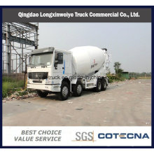 HOWO 8X4 5-16cbm Bulk & Cement Mixer Tank Truck