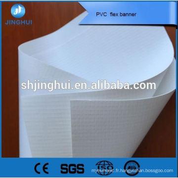 Affiche bâche 610g impression numérique de haute qualité pvc flex bannières pour noël