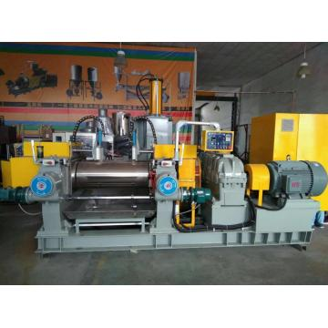 Low Speed Medium Production Open Mixing Mill