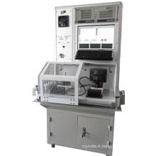Ventilateur, Équipement de test de moteur de fonderie d'acier avec fonction de balayage de code à barres