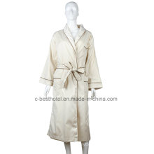 Wholesale Cotton Terry Cloth Bathrobe for Hotel and SPA