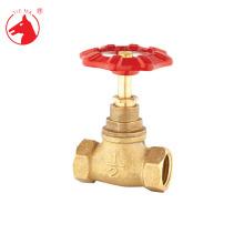 Válvula esférica de cobre duradera de calidad superior