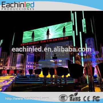 Brasilien Projekt P7.62 painel de führte HD indoor LED-Bildschirm Brasilien Projekt P7.62 painel de führte HD indoor-LED-Bildschirm