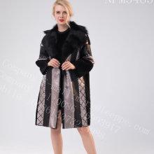 Women Australian Merino Shearling Jacket