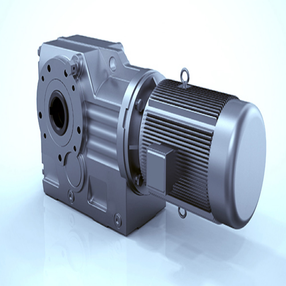 K Helical Speed Reducer