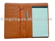Purse with Notepad and Ball pen(Purse, writing pad, memo pad)
