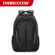 Bolsos vendedores calientes de encargo de la mochila del ordenador portátil con el nilón, mochila grande del ordenador portátil del negocio del compartimiento (ESV012)