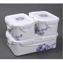 Caja plástica de la preservación de alimentos del proveedor chino de la alta calidad 2016 de la venta caliente