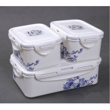 2016 High Quality Hot Sale Chinese Supplier Plastic Food Preservation Box