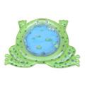 Frog Shape Baby Water Mat