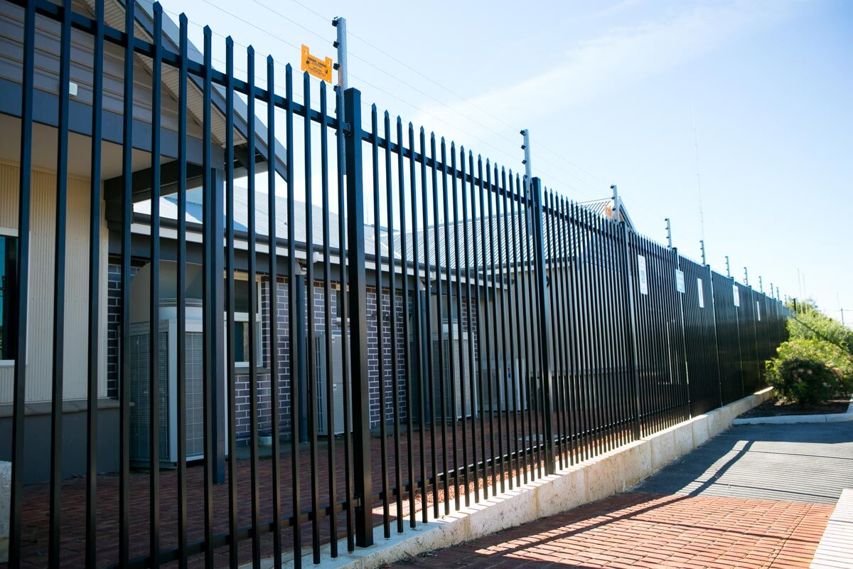garrison fence,heavy duty security fencing-35