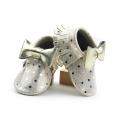 Neue Mode Stile Gold Bug Baby Mädchen Mokassins