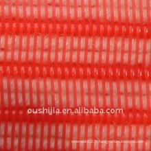 Tissus à haute résistance à l'hydrolyse en polyester spirale