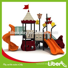 Canadian Market High quality Pirate Ship Playground for sale