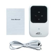 Portable 4G LTE WIFI Router 150Mbps Mobile Broadband Hotspot SIM Unlocked Wifi Modem 2.4G Wireless Router