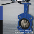 D. I/Di Ductile Iron Ggg50 Triple-Offset Wafer Flanged Butterfly Valve
