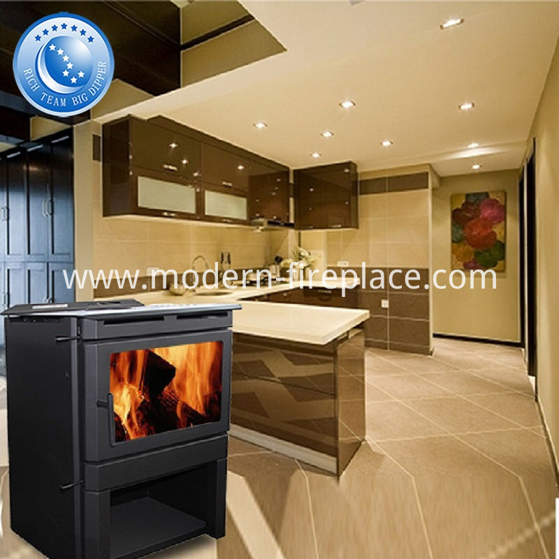 Steel  CE Approved Wood Burning Stoves