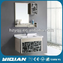 sanitary ware prices in egypt 2016 Wall Mounted PVC Bathroom Storage Cabinet