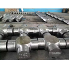 Forging 17CrNiMo6-4 Spider with Machining