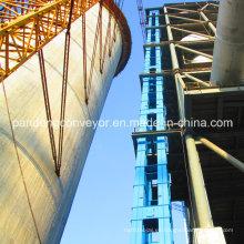 Sistema del transportador del elevador del cubo de Gtd / Gth para la piedra caliza