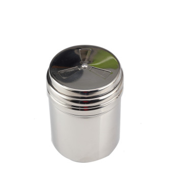 Sól i pieprz Shakers Salt Bottle Stainless Steel