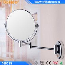 Miroir mural à double sens loupe de salle de bains d'hôtel