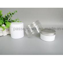 Frasco plástico do animal de estimação com tampa plástica e de alumínio (PPC-88)