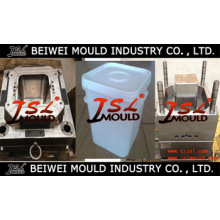 New Plastic Food Bucket Injection Mould