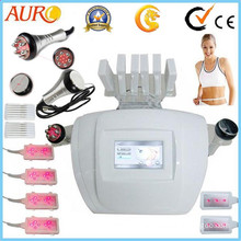 Cavitation RF Weight Loss Diode Laser Slimming Beauty Machine