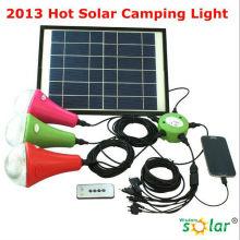 Heiß LED Solar angetriebene Leselicht (JR-SL988A)