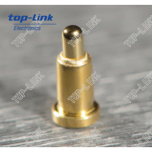 Mola Carregado Pogo Pin para SMT com Diâmetro 0.6
