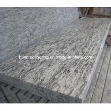 Granito de granito gris