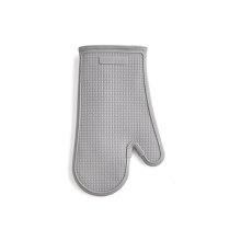 textured silicone pot holder oven mitt